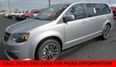 2019 Dodge Grand Caravan SE PLUS Passenger Van 2C4RDGBG3KR553457