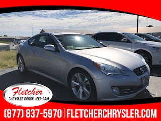 2012 Hyundai Genesis Coupe 3.8 Grand Touring w/Black Leather (A6) Coupe