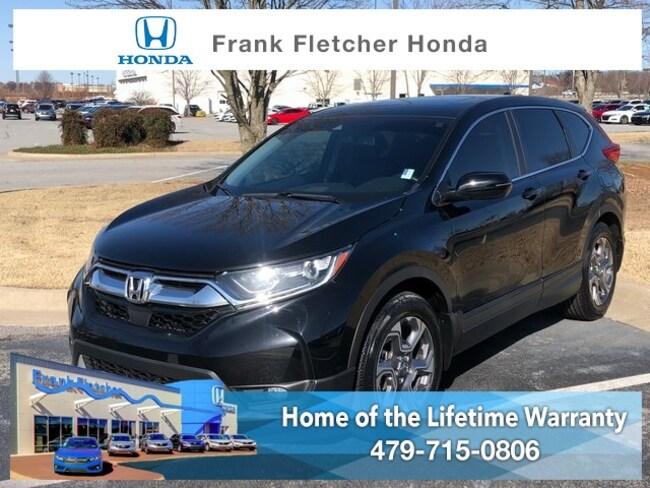 Used 2017 Honda CR-V EX-L SUV Bentonville