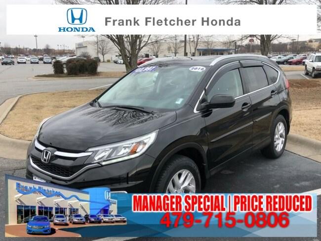 Used 2016 Honda CR-V EX-L SUV Bentonville