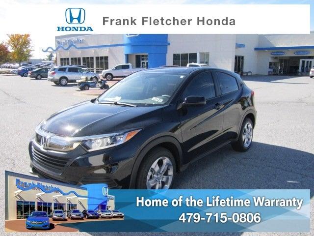 New 2019 Honda HR-V LX SUV Bentonville