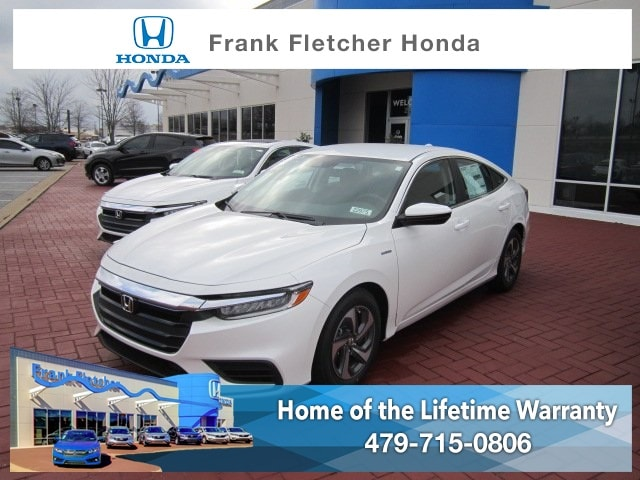 New 2019 Honda Insight LX Sedan Bentonville