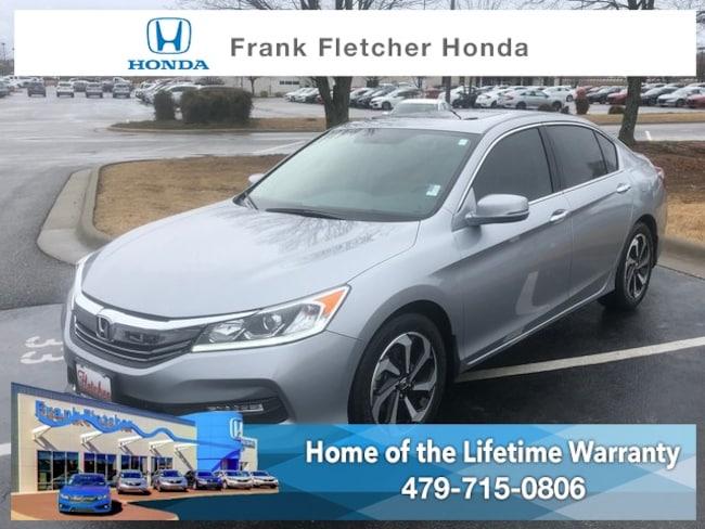 Used 2017 Honda Accord EX Sedan Bentonville