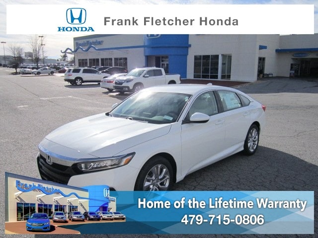 New 2019 Honda Accord LX Sedan Bentonville