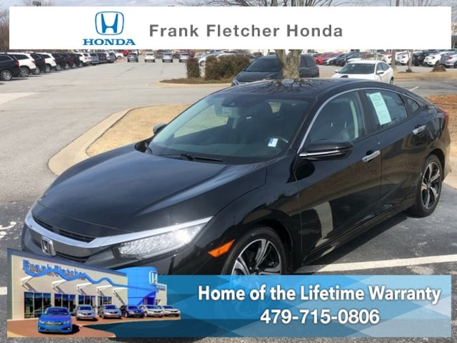 Used 2016 Honda Civic Touring Sedan Bentonville