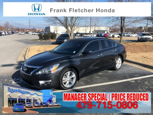 Used 2015 Nissan Altima 2.5 SV Sedan Bentonville