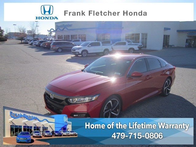 New 2019 Honda Accord Sport Sedan Bentonville