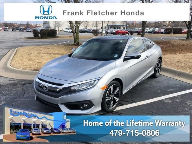2017 Honda Civic Touring Coupe