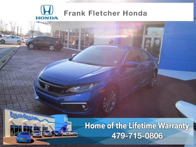 New 2019 Honda Civic EX Coupe Bentonville