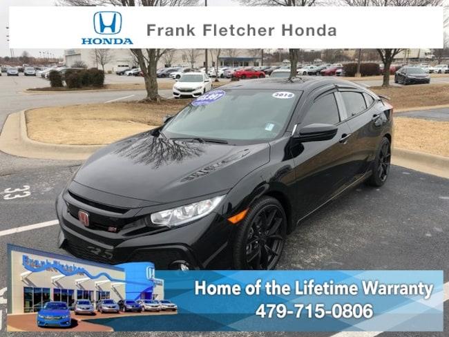 Used 2018 Honda Civic Si Sedan Bentonville