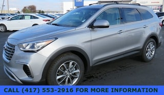 New 2019 Hyundai Santa Fe XL SE SUV in Joplin, MO