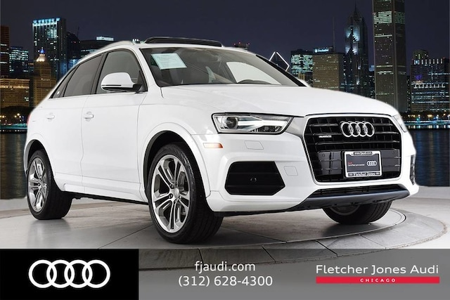 2016 Audi Q3 Certified Premium Plus w/ 19s & Technology SUV For Sale in Chicago, IL