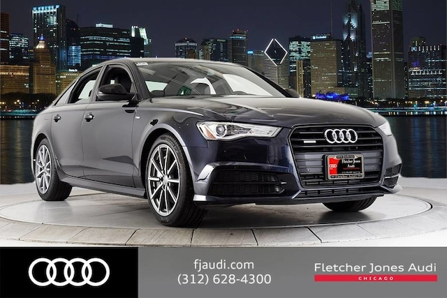 2018 Audi A6 2.0T Sport Sedan For Sale in Chicago, IL