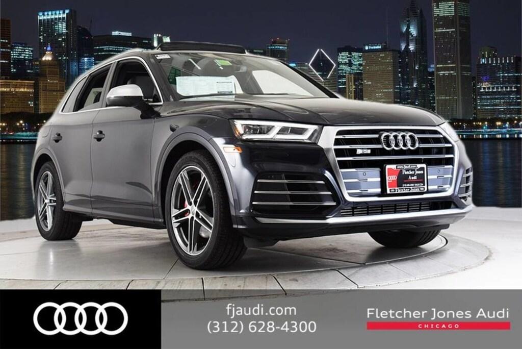 New 2019 Audi SQ5 3 0T Premium Plus For Sale in Chicago, IL | Near Oak  Park, River Forest & Elmwood, IL | VIN: WA1B4AFY6K2061449 |
