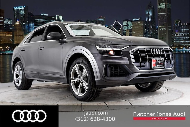 2019 Audi Q8 3.0T Premium SUV For Sale in Chicago, IL