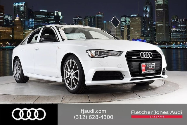 2018 Audi A6 3.0T Sport Sedan For Sale in Chicago, IL