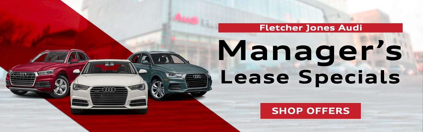 New & Used Audi Dealership in Chicago, IL | Fletcher Jones Audi