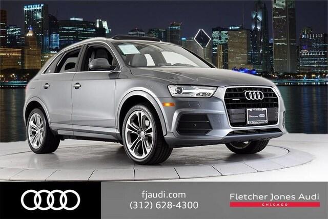 2016 Audi Q3 Certified Premium Plus Tech/19s SUV For Sale in Chicago, IL
