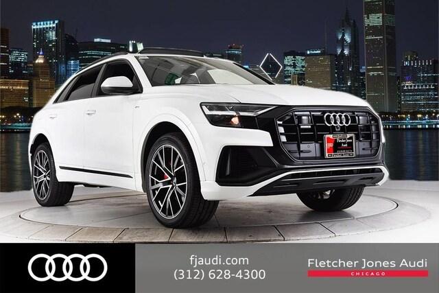 2019 Audi Q8 3.0T Premium Plus SUV For Sale in Chicago, IL