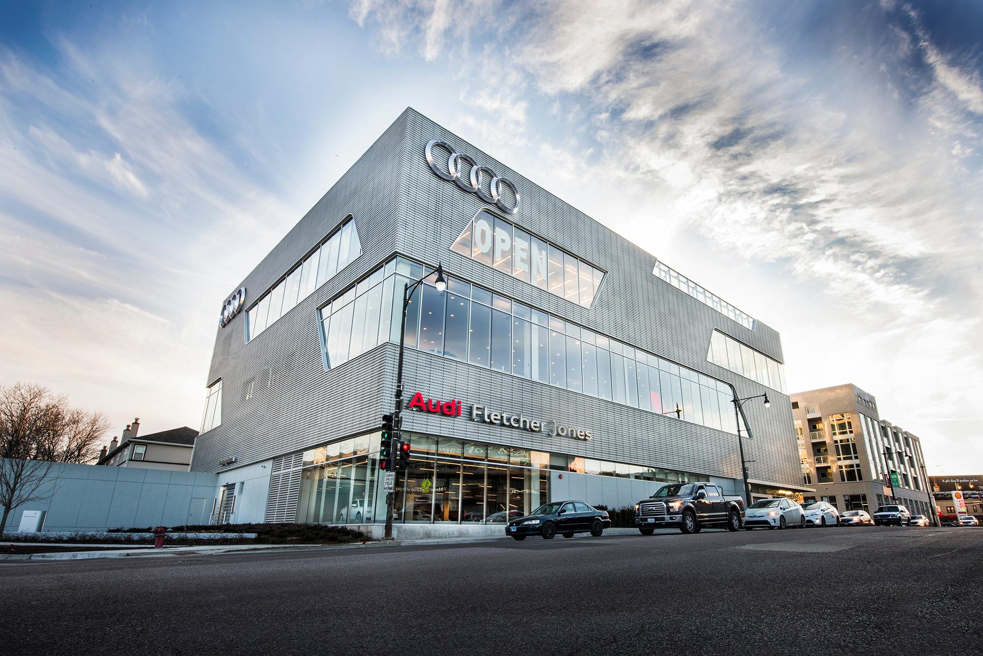 New Audi Q T Tech Premium For Sale In Chicago IL Near - Fletcher jones audi chicago