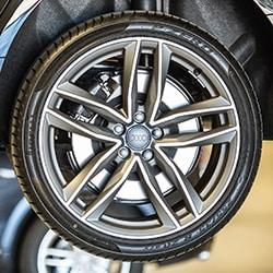 Audi Tire Special
