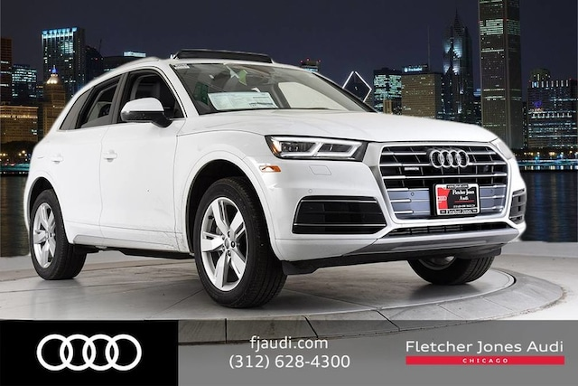 2019 Audi Q5 2.0T Premium Plus SUV For Sale in Chicago, IL