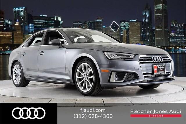 2019 Audi A4 2.0T Premium Plus Sedan For Sale in Chicago, IL