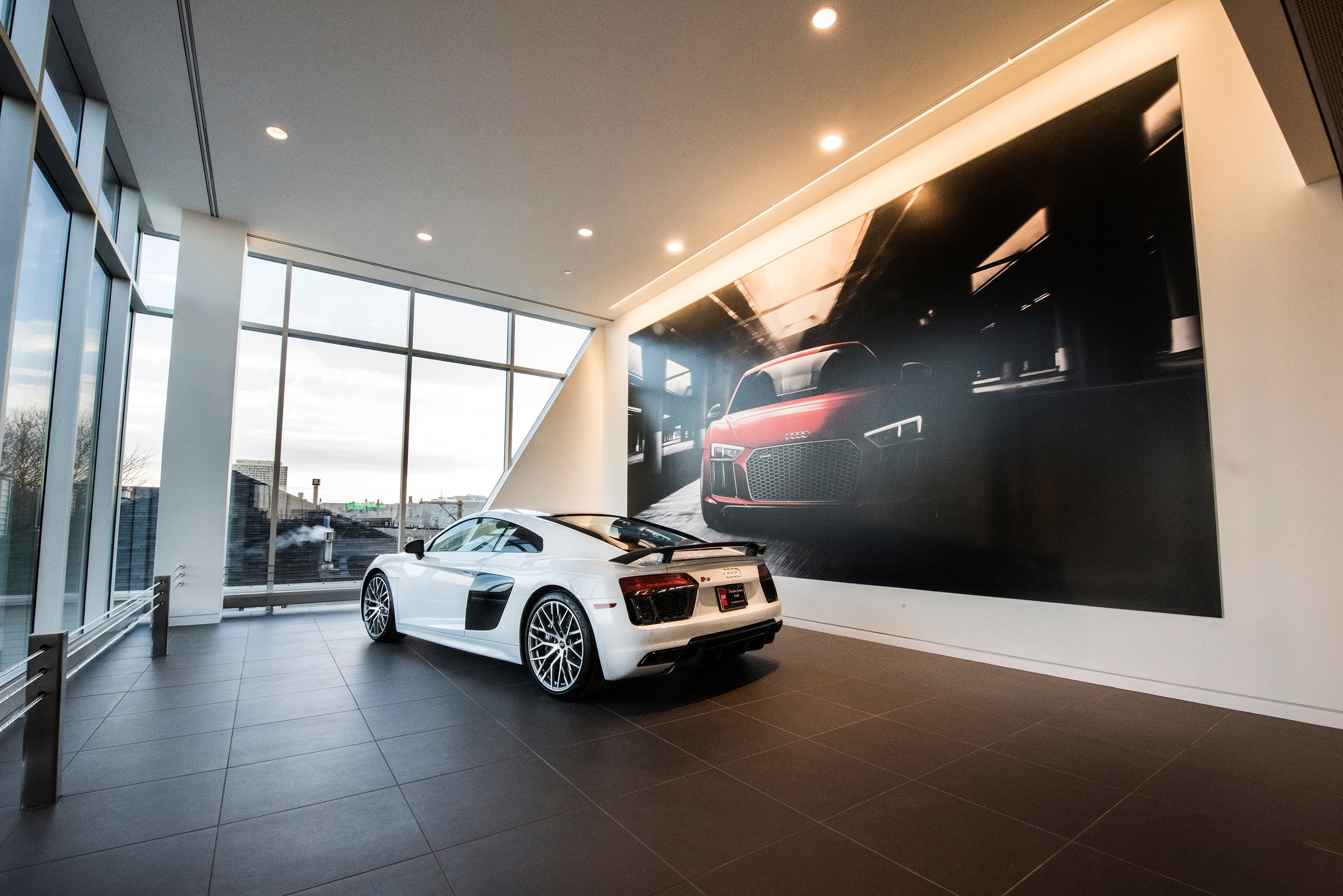 audi construction market international contractors mariano marianosbroadwayave firm chicago fresh lakeview s out build interior dealership inc