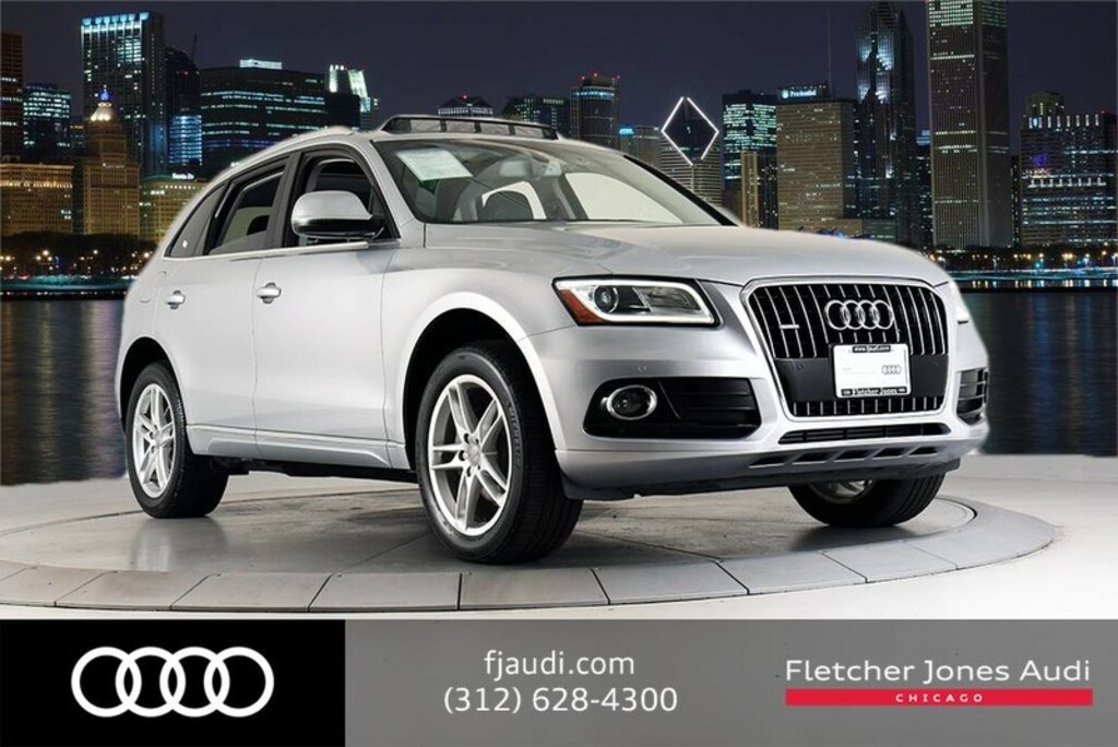 Audi Q5 Msrp >> Certified Pre Owned 2016 Audi Q5 Suv For Sale In Chicago Il Near