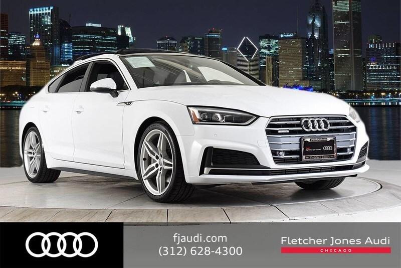 2018 Audi A5 Certified Premium Plus S-Line Sport/Navi/b&o/19s Sportback