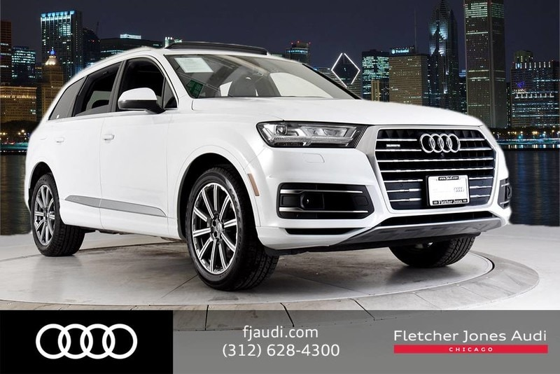 2018 Audi Q7 Certified Prestige Driver Assistance/CWP/Tow SUV