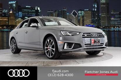 New 2019 Audi S4 3 0T Premium Plus For Sale in Chicago, IL | Near Oak Park,  River Forest & Elmwood, IL | VIN: WAUB4AF4XKA005150 |