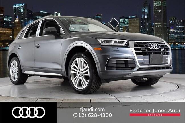New 2019 Audi Q5 2.0T Premium Plus SUV For Sale in Chicago, IL