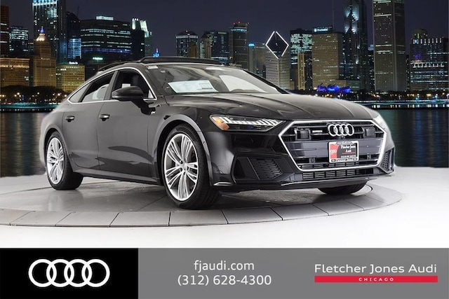 2019 Audi A7 3.0T Prestige Hatchback For Sale in Chicago, IL