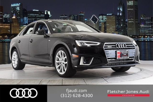 2019 Audi A4 2.0T Premium Plus Sedan For Sale in Chicago, IL
