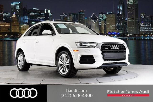 2016 Audi Q3 Certified Premium Plus w/Technology SUV For Sale in Chicago, IL