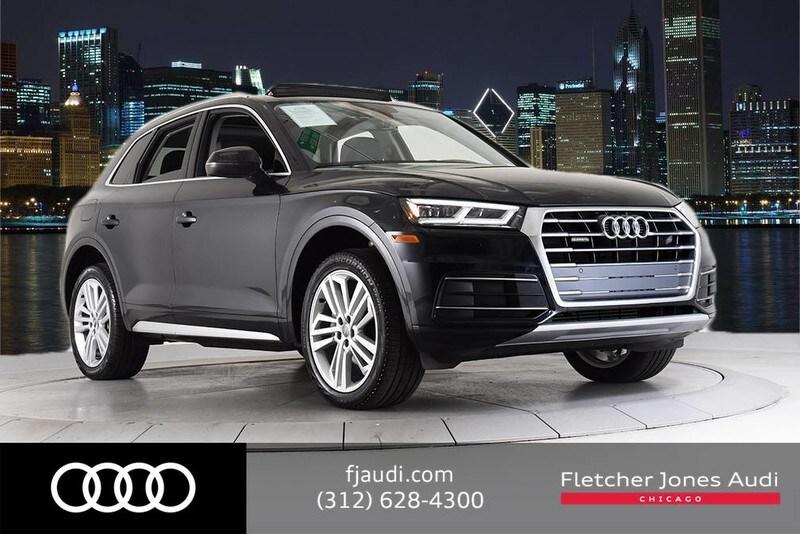 2018 Audi Q5 Certified Tech Premium Plus 20s/b&o SUV