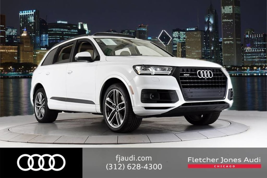 Certified Pre-Owned 2018 Audi Q7 SUV For Sale in Chicago, IL | Near Oak  Park, River Forest & Elmwood Park, IL | VIN:WA1VAAF71JD008769