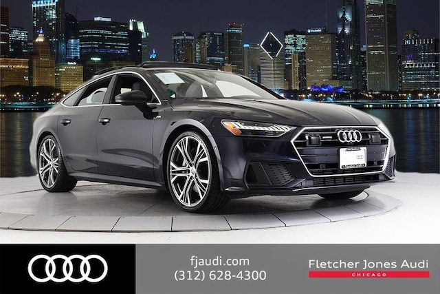 2019 Audi A7 Certified Prestige 21s/Driver Assistance/S-Line Hatchback For Sale in Chicago, IL
