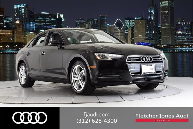 2017 Audi A4 Certified Premium AWD Sedan For Sale in Chicago, IL