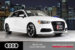 2016 Audi A3 2.0T AWD Season of Audi Sedan