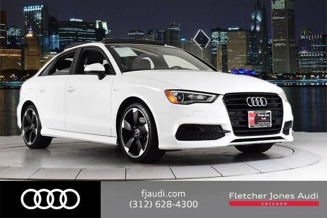 2016 Audi A3 2.0T AWD Season of Audi Sedan For Sale in Chicago, IL