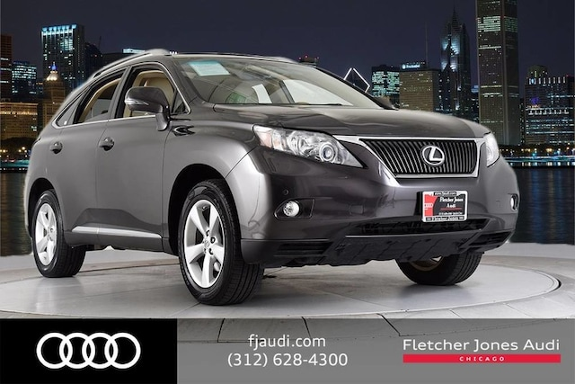 2010 LEXUS RX 350 Navi/Comfort/Premium SUV For Sale in Chicago, IL