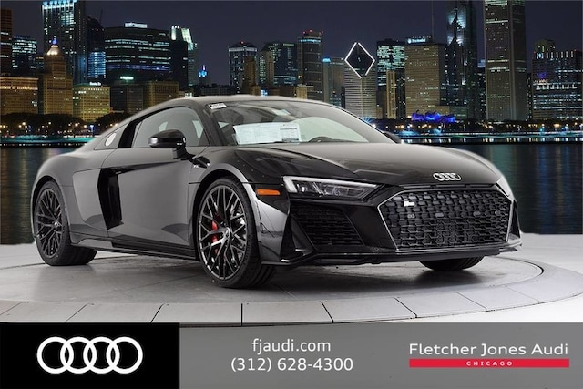 2020 Audi R8 5.2 V10 Coupe For Sale in Chicago, IL