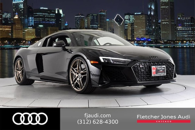2020 Audi R8 5.2 V10 performance Coupe For Sale in Chicago, IL