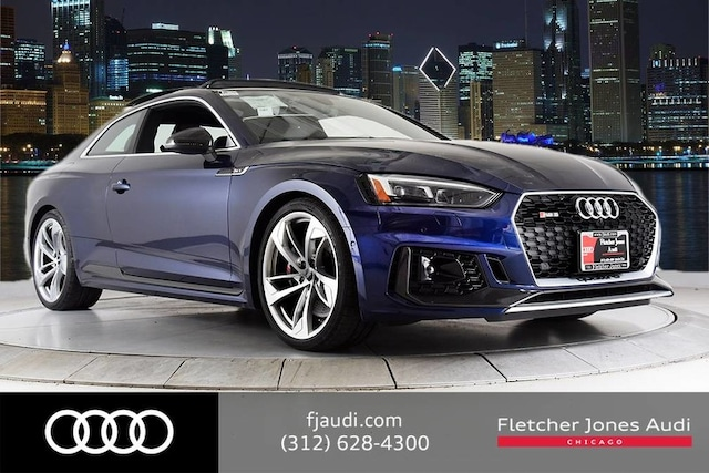 2019 Audi RS 5 2.9T Coupe For Sale in Chicago, IL
