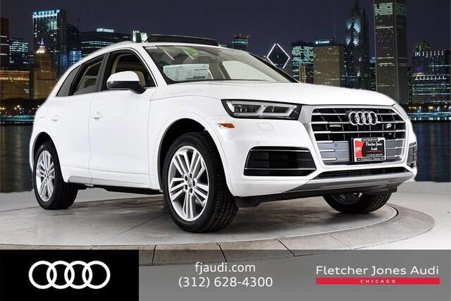 2019 Audi Q5 2.0T Premium Plus SUV For Sale in Chicago, IL