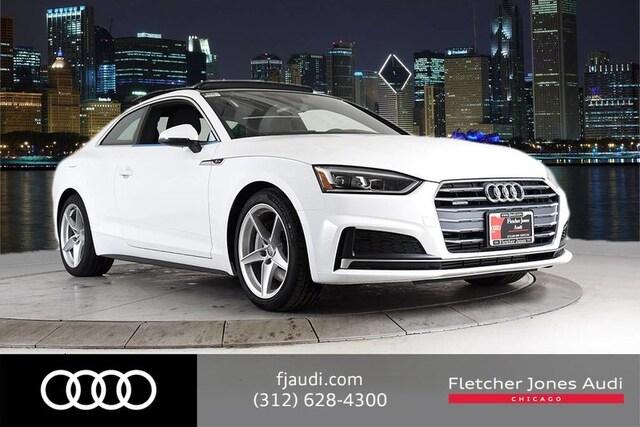 2019 Audi A5 2.0T Premium Coupe For Sale in Chicago, IL