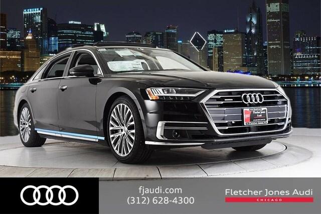 2019 Audi A8 L 3.0T Sedan For Sale in Chicago, IL