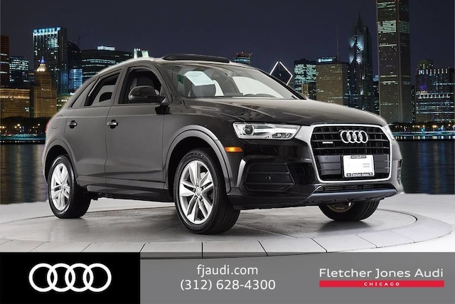 2017 Audi Q3 Certified AWD SUV For Sale in Chicago, IL